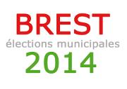 Brest Municipales 2014