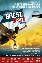 Brest,Tonnerres 2012,fêtes maritimes,bilan,budget,élections,municipales,Cuillandre,PS,Prunier,UMP