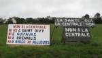 Bretagne,centrale à gaz,Finistère,Le Drian,Besson,landivisiau,environnement,Gaspare,oppostion,