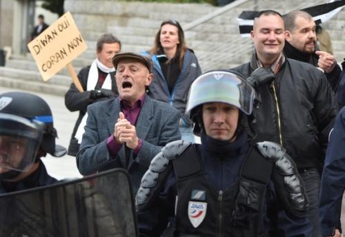 brest,manifestation,anti racisme,antifa,joël roma,fn,adsav,cnt,philippe lottiaux,avignon.