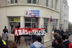brest,brest la rouge,antifa,antifascisme,racisme,élections,municipales,2014,fn,front national,fhaine,quartiers populaires
